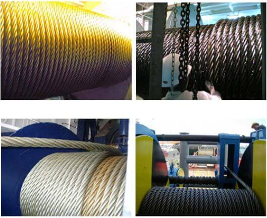 fountom perfectly coiled wire rope