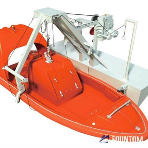 A_type_rescue_boat_davit
