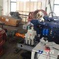 testing engine driven ship thruster