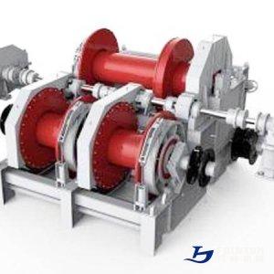 Hydraulic-anchor-handling-towing-winch