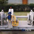Hydraulic-double-gypsy-anchor-windlass