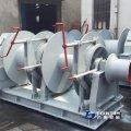 Hydraulic mooring winch-2