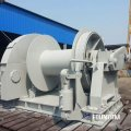 Hydraulic towing winch9