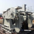 Hydraulic towing winch8