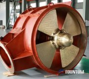hydraulic tunnel thruster