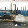 propeller sand mold
