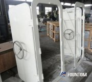 wheel handle quick watertight door