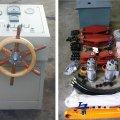 Piston Type steering gear