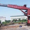 Marine Hydraulic Telescopic Boom Crane2
