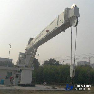 telescopic crane