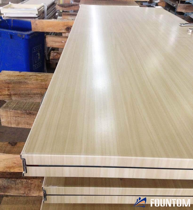 Marine Composite Panels For Wall Ceiling And Floor