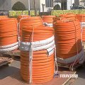 UHMWPE rope double braided