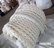 Polypropylene - Polyester Mixed Rope