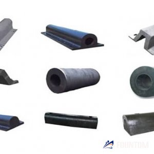 rubber fender types